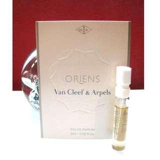 Van Cleef & Arpels Oriens Perfume Vial