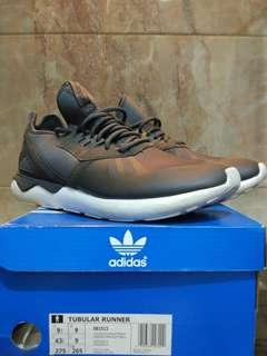 Adidas Tubular Runner Solid Grey