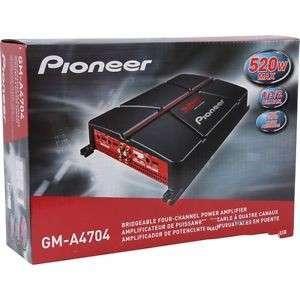 WTS: Pioneer GMA4704 4-Channel Amplifier