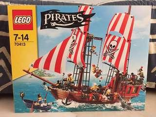 Lego 70413 Brick Bounty Pirates Ship
