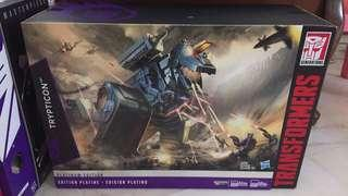 Transformers Trypticon Platinum Edition MISB