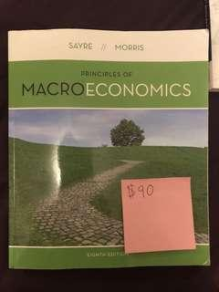 Pronciples of Macroeconomics