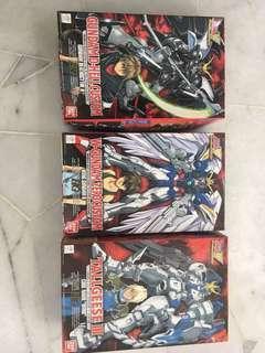 Gundam HG (Nego until Deal)