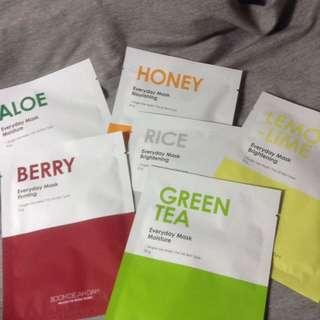 Face Mask (buy 1 take 1)