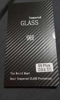 Samsung S9 plus tempered glass