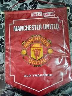 Manchester  united @ creas pennant