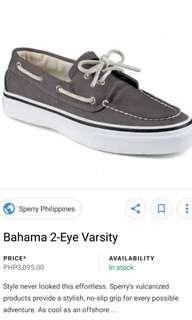 Sperry Bahama 2 eye (Grey)
