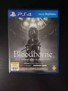 PS4 Bloodborne: The Old Hunter Edition