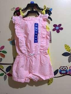 BN 2PCs Carters jumpsuit 12M (800 if per pc)