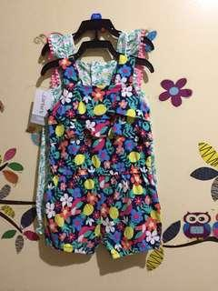 BN 2 PCs set Carter's jumpsuit