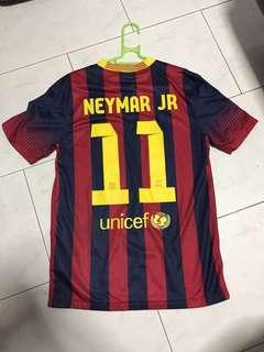 4331dc3c4 Authentic Nike Neymar Jr 2013 - 2014 Barcelona Jersey [S size]