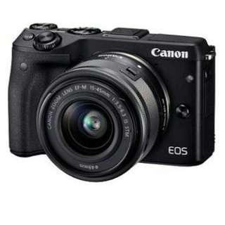 Kredit Camera Canon Eos M3 Proses 3 Menit Gratis 1kali cicilan