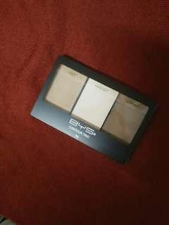 For sale BYS BN unsealed contour trio