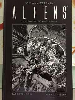 Aliens hardcover comic