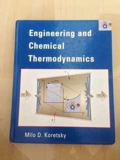 Engineering & Chemical Thermodynamics