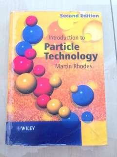 Introduction to Particle Technology (2nd Edition)