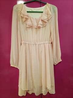 Peach / Light Pink Dress
