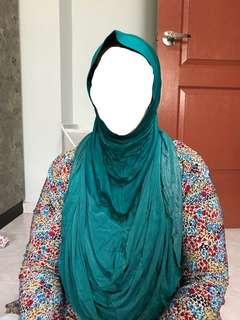 Instant Shawl with Awning (4)