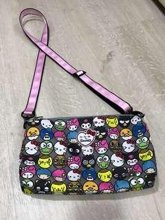 Jujube Hello Friends  Sanrio Be Quick with strap