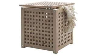 IKEA HOL - Side Table or Laundry Basket / Storage / Blanket Box