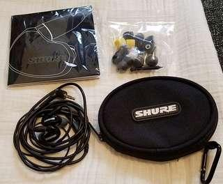 Shure 315 monitors 99% new