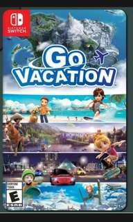 🚚 [BNIB] Nintendo Switch Go Vacation
