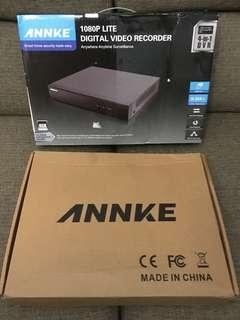 ANNKE CCTV with 4 cameras