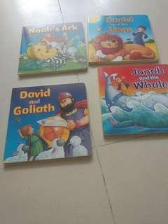 Christian books boardbook