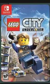 🚚 [BNIB] Lego City Undercover Nintendo Switch