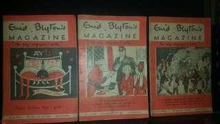 Vintage enid blyton book / magazine