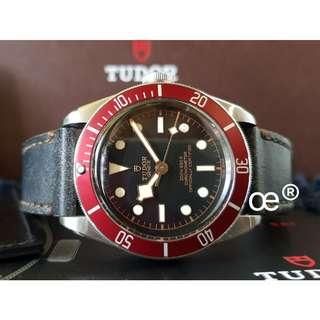 Tudor Heritage Black Bay Red In-House MT5602 Movement (Ref: 79230R)