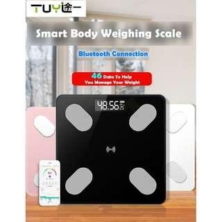 Bluetooth Smart Body Weighing Scale Machine