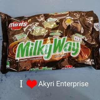 Milkyway Funsize