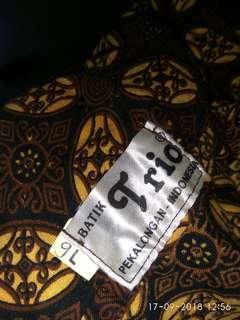 Batik 6L bigsize