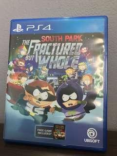 🔥HOT SALE🔥 PS4 South Park The Fractured But Whole