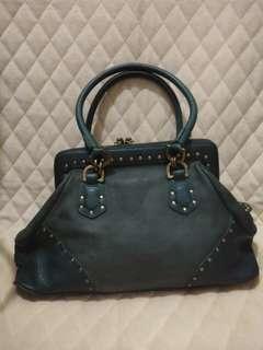Original Kenneth Cole Leather Bag