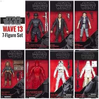 Star Wars Black Series Wave 13