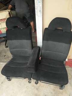 L9 move rs turbo seat complete for Kenari