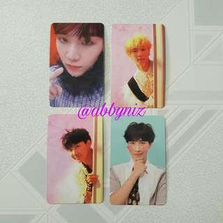 BTS Love Yourself Answer photocards