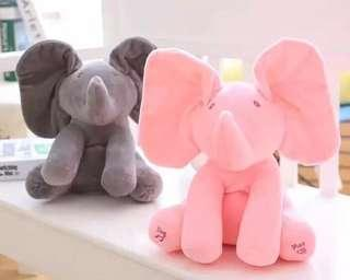 🚚 Sing And Play Elephant