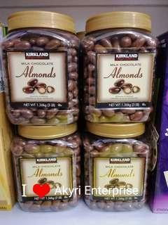 Kirkland Almonds 1.36kg