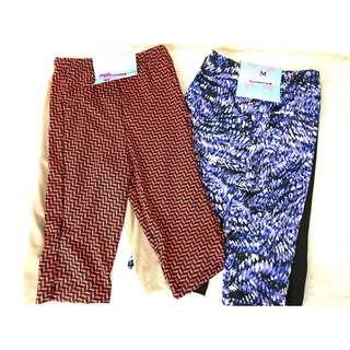 4pcs Leggings
