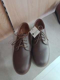 leather shoes - sepatu kulit