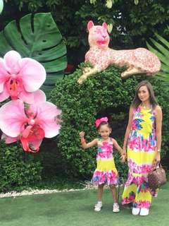 SALE Mom&Baby Floral Bliss Dresses