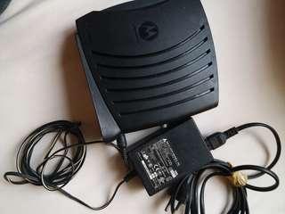 Wifi extender Motorolla surfboard SB 5100i