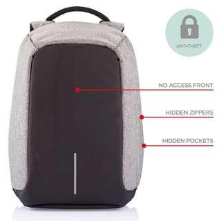 INSTOCKS Anti-Theft Backpack Local School Work Overseas Laptop Traveling Use