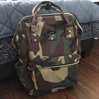 amello camouflage backpack
