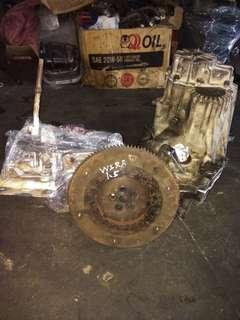 Wira 1.5 Manual Gear Box Full Set