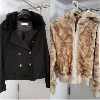 2 x Japanese winter jackets