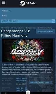 Danganronpa V3